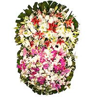 Best - Coroa de Flores Magnífica