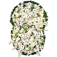 Best - Coroa de Flores Prime Branca