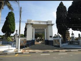Cemitério Municipal Saudade Bragança Paulista