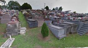 Cemitério Ressurreição Vila Ercília
