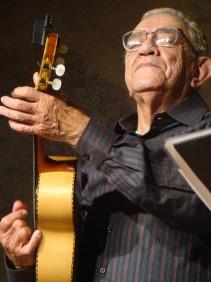 Morre, aos 82 anos, o músico Waldir Silva