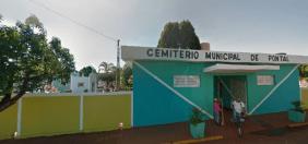 Cemitério Municipal de Pontal