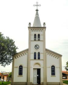 Cemitério Municipal de Pratânia