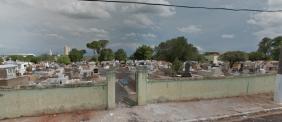Cemitério Municipal Ribeirão Corrente