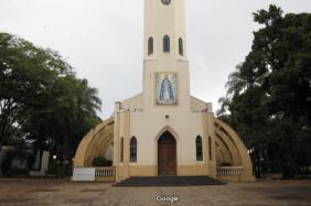 Cemitério Municipal de Reginópolis