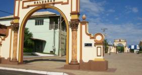 Cemitério Municipal de  Sabino