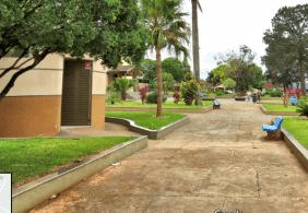 Cemitério Municipal Sandovalina