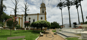 Cemitério Municipal de Uchoa
