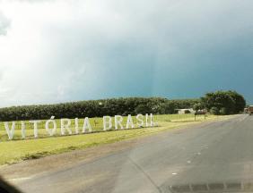Cemitério Municipal de Vitória Brasil
