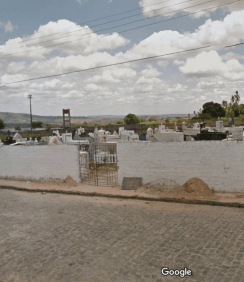 Cemitério Municipal de Malhador