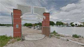 Cemitério Campo Santo Jesus, Maria e José – PB Floricultura Coroa de Flores