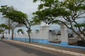 Cemitério Municipal de Barreirinha – AM