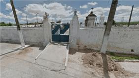 Cemitério Público de Umbuzeiro – PB Floricultura Coroa de Flores