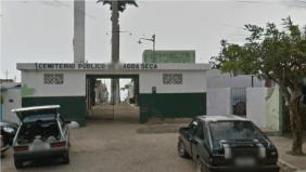Cemitério Municipal de Lagoa Seca – PB Floricultura Coroa de Flores