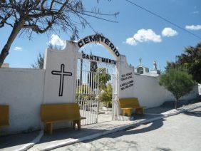 Cemitério Santa Marta – PE
