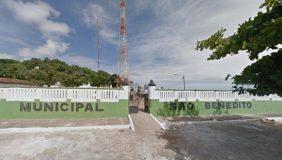 Cemitério Municipal São Benedito – SE