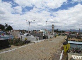 Cemitério de Surubim – PE