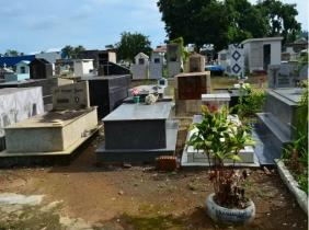 Cemitério Jardim Cidade Luz Santo Antônio do Descoberto – GO