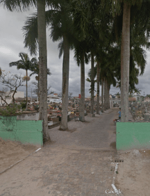 Cemitério Municipal de Camboriú – SC