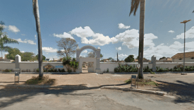 Cemitério Público Central – MA Floricultura Coroa de Flores