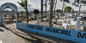 Cemitério Municipal da Consolação Eunápolis – BA
