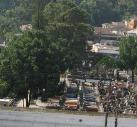 Cemitério da Filosofia Santos – SP