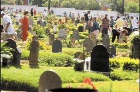 Cemitério Jardim da Saudade Blumenau – SC