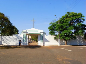 Cemitério Da Gleba C Camaçari – BA