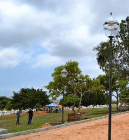 Cemitério Municipal Campo da Saudade Açailândia – MA