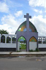 Cemitério Municipal de Alvarães – AM