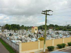 Cemitério Municipal de Anori – AM