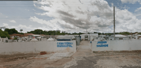 Cemitério Municipal Jardim da Saudade Barcarena – PA