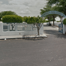 Cemitério PE. Mario Lourenço Tori Paulo Afonso – BA