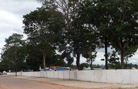 Cemitério Municipal de Presidente Médici – RO