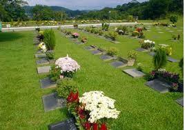 Cemitério Municipal São Luiz Criciúma – SC