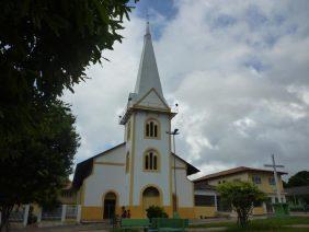 Cemitério Municipal de Curuá – PA