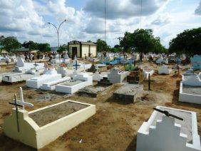 Cemitério Municipal de Irituia – PA