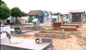 Cemitério Municipal de Trairão – PA