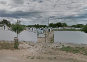 Cemitério Municipal de Amontada – CE