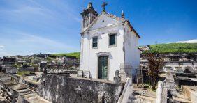 Cemitério Municipal de Porto Grande – AP