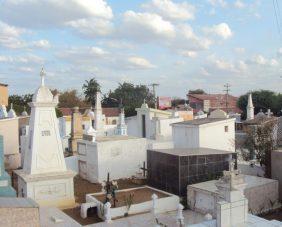 Cemitério Municipal de Acarape – CE
