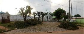 Cemitério Municipal Capistrano – CE
