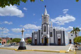 Cemitério Municipal  Ipueiras – CE