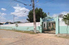 Cemitério Municipal São Luís do Curu – CE