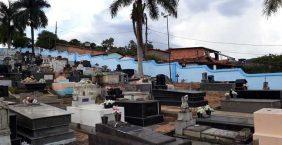 Cemitério Municipal Açucena – MG