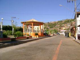 Cemitério Municipal Água Boa – MG