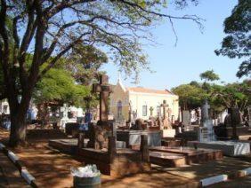 Cemitério Municipal Mogi-Mirim – SP –