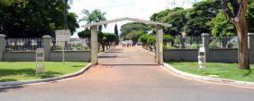Cemitério Santo Antônio – SP –