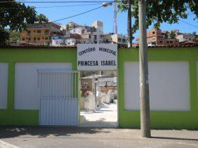 Cemitério Municipal Princesa Isabel – RJ –