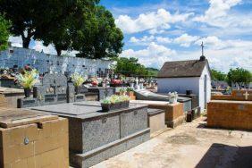 Cemitério Municipal Santa Rosa Barra Do Piraí – RJ –